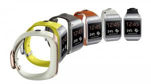 Galaxy Gear smartwatch de Samsung