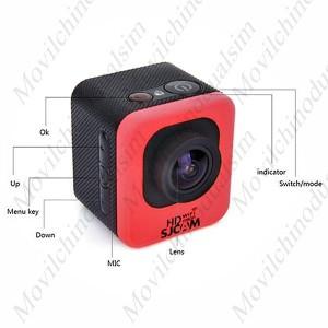 Camara SJCAM M10 12.0mp pantalla 1,5 pulgadas LCD de 170 grados 1080P para deporte (1)