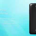 Móvil ZOPO ZP530 lanzado con pantalla de cristal curvado de soporte 2.5D 4G LTE de 64 bits