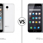 Comparativa entre Meizu M1 Note vs Meizu M2 Note