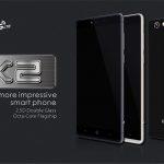 Presentacion y caracteristicas del móvil KINGZONE K2